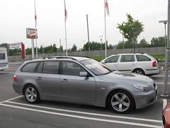 BMW 535d Touring E61 (nakhon100) Tags: wagon estate diesel bmw touring e61 5series 535d 5er