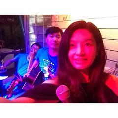 ร้องสากลเก่าๆเสร็จ มาร้องเพลงไทยหนุกๆต่อ อิๆ #singer #music #musician #work