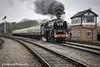 "BR Standard Class 9F: 92220 ""Evening Star"" (AndyLock) Tags: tle steamtrain eveningstar greatcentralrailway gcr 9f 92220 canon5dmkiii photocharter swithlandsidings brstandardclass9f timelineevents"