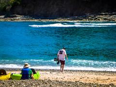 "P1050635.jpg (ChanHawkins) Tags: people fish lumix costarica kayaking snorkelling samara peopleatplay fz1000"""