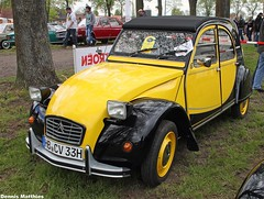2CV (The Rubberbandman) Tags: auto france car club germany french duck citroen citron legendary german 2cv ente legend cv compact fahrzeug bruchhausen vilsen