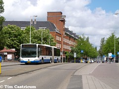 GVB Amsterdam 327, Lijn 15, Parnassusweg (2015) (Library of Amsterdam Public Transport) Tags: bus netherlands buses amsterdam nederland publictransport autobus paysbas citybus gvb openbaarvervoer autobuses vervoer stadsarchief stadsbus tram5 gvba gemeentevervoerbedrijf