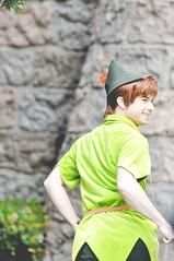 Peter Pan (dolewhip) Tags: disneyland peterpan disney fantasyland