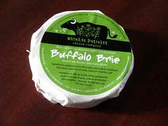Buffalo Brie (knightbefore_99) Tags: food west cheese vancouver island coast rind milk buffalo soft natural queso pastures courtenay organic brie fromage