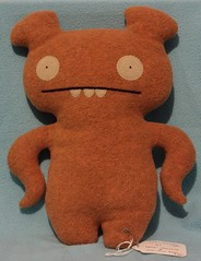 Uglydoll Handmade David Horvath and Sun Min - Smartypants (jcwage) Tags: giantrobot handmade oneofakind ox prototype target tray uglydoll rare bigtoe smartypants uglydolls icebat babo jeero wage horvath wedgehead gr2 davidhorvath sunminkim sunmin uglycon