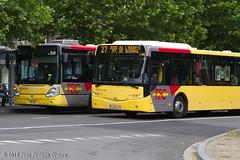 SRWT 5481-27 (Public Transport) Tags: bus buses belgique l publictransport autobus luik liège wallonie srwt provincedeliège