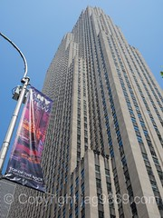30 Rockefeller Center (Comcast Building), New York City (jag9889) Tags: 2016 20160624 architecture banner building house landmark outdoor rockefellercenter skyscraper topoftherock jag9889 newyork unitedstates