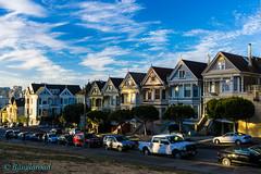 DSC00865 (banglaroad) Tags: sanfrancisco california street sunset usa building architecture sony paintedladies colourfull a6000