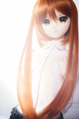 * Tsukiko * (bluebluewave) Tags: dd dollfie volks tsukiko dollfiedream ddiii saberalter2ndver