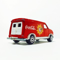 I believe this is my very first Majorette in my collection thanks to @hotwheels_jazzy  I love vans and the coke livery is pretty epic! #diecast #coke #majorette #hwc #cocacola #toypics #toycrew (rplantt) Tags: majorette diecast instagram ifttt