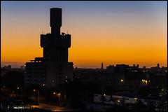 Russian Embassy Sunrise (John R Chandler) Tags: sunrise buildings havana cuba places miramar russianembassy timeofday