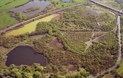 John Ball aerial photo library (Warwickshire Wildlife Trust) (Warwickshire Wildlife Trust) Tags: axx200005p9completenowcaravonrranstystfinhampooley b781as countrypark coventrycanal geotagged m42 ponds pooleyfieldsgl pooleyfieldsorarea sk244048 sssi westcoastmainlinewcml warwickshire england axx200005p9completenowcaravonrranstystfinhampooleyfields