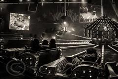 London Nov 2015 (7) 086 - Winter Wonderland in Hyde Park (Mark Schofield @ JB Schofield) Tags: park christmas street city winter england white black london monochrome canon fairground carousel hyde oxford rides nightlife wonderland stalls 5dmk3