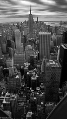 Manhattan (Varjokuvia) Tags: usa newyork manhattan empirestatebuilding topoftherock 2016 amerikka