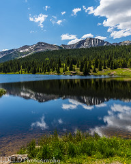 021-VAC2015150629_25558 (LDELD) Tags: durango colorado unitedstates us sanjuanmountains alpine lake reflection andrewslake