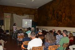 """Charla Ciudad Rodrigo - 26.7.16 <a style=""""margin-left:10px; font-size:0.8em;"""" href=""""http://www.flickr.com/photos/139140477@N03/28306135110/"""" target=""""_blank"""">@flickr</a>"""