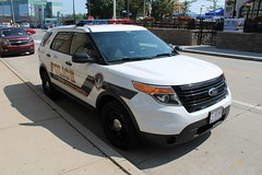 US Capitol Police Ford Interceptor Utility (Seluryar) Tags: us capitol police ford interceptor utility republican national convention rnc