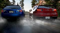 Mitsubishi Lancer Evolution X vs Subaru Impreza WRX STI (nikitin92) Tags: road game car pc racing screenshots subaru impreza wrx sti needforspeed lancer mitsubishi sportscar nfs hotpursuit vidoegame evolutionx