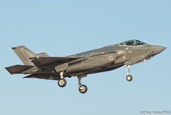 F-35A Lightning II - Royal Australian Air Force - A35-001 (Pasley Aviation Photography) Tags: lockheed martin f35 f35a lightning ii 2 royal australian air force rsaf a35001 luke afb base glendale arizona
