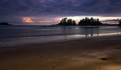 La Chaleur du Soleil (John A. McCrae) Tags: sunset landscape outdoor britishcolumbia beach chestermanbeach pacificocean pacificrim tofino seaside ocean sky westcoast coast colour sand 1224mm pentax