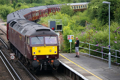 34052 Lord Dowding an Minster Junction (Jelltex) Tags: 34052 lorddowding 34046 braunton minster jelltex jelltecks