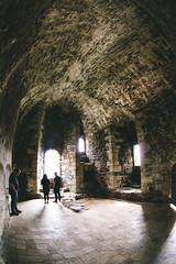 Doune Castle (Thomas Ohlsson Photography) Tags: dounecastle pentaxk3ii smcpentaxda1017mmf3545fisheyeedif scotland skottland thomasohlssonphotography whiskyrun2016 thomasohlssoncom doune unitedkingdom