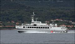 5191 R Olea 2016 S 2562 ZadGlisMin_013 Zadar Current name: OLEA IMO: 8022975 Callsign: 9A2854 MMSI: 238073000 Vessel type: PASSENGERS SHIP Build year: 1981 Zadar - Sali (Morton1905) Tags: 2016 s 2562 zadglismin013 olea jadrolinija 5191 r zadar current name imo 8022975 callsign 9a2854 mmsi 238073000 vessel type passengers ship build year 1981 sali