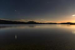 Loch lomond, Scotland. (danielhammond1) Tags: nightphotography night stars water lochlomond loch