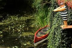 Badevergngen (simson60) Tags: wasser kanu outdoor flus