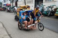 Ridin' (JustinZ850) Tags: tigbauan iloilo philippines fuji xpro2 23mm street urban asia travel pedicab trisikad