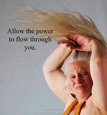 Powerful Woman (landbergmary) Tags: marylandberg conceptualphotography conceptualportrait portrait brave courageous puttingitoutthere uninhibited fearless