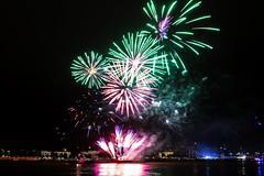 Fireworks World Port Days (photo 6) (R. Engelsman) Tags: vuurwerk wereldhavendagen worldportdays fireworks rotterdam 2016 010 netherlands canon 650d outdoor night nl nederland show rotjeknor