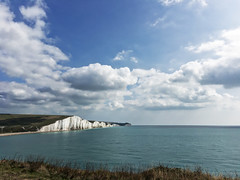 Seven Sisters  stephen cotterell photography (StephenCotterellPhotography) Tags: aurorahdr seven sisters sussex photography digital art iphone 6s plus dng raw