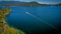 View from Top (Photo Alan) Tags: drone vancouver canada ocean sea water beach mountain outdoor
