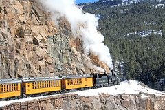 DSNG473_2009-12-26 11-46-13bf_RockwoodCO (br64848) Tags: narrowgauge steam dsng durango colorado snow rockwood highline