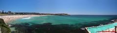 Bondi - Bondi Beach (soyouz) Tags: aus australie bondibeach geo:lat=3389465120 geo:lon=15127416909 geotagged newsouthwales northbondi mer plage piscine panorama bondi australiel