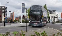 Birmingham (Andrew Stopford) Tags: sn15lef adl enviro400 mmc nationalexpresswestmidlands birmingham platinum