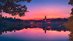 ommadawn (andreas.bluetner) Tags: art attraction autumn beach beautiful beauty blue bluehour castle church city clouds cochem color colours destination eifel enchanting fantastic flora forest fun garden germany goldenhour green heaven history holiday illuminated lake landscape light longexposure marvelous naturallight nature outdoor panorama park peace pink promotion publicity purple quiet reflection rhinelandpalatinate sea seaside silence sky skyline splendid sprawling sunset terrific traveldestination twilight vulkaneifel world yellow ulmen illerich rheinlandpfalz deutschland