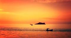 Rovinj sunset (GillWilson) Tags: croatia istria rovinj