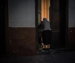 Door to the past 1 (Julio E Barranco) Tags: door grandma puerta grandmother abuela granny past abuelita pasado abue
