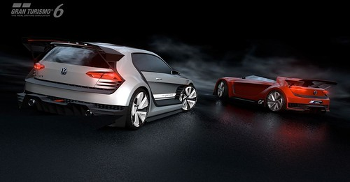 Volkswagen GTI Supersport Vision