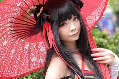 ODHP1041 (ODHuang) Tags: cosplay taiwan  acg    fcu    taichungcity fengchiauniversity       unbreakablemachinedoll  comicworldtaiwantaichung13 13 cwtt13
