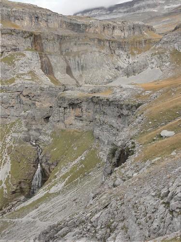 2012-10-04 Ordesa cascada cola de Caballo, Goriz