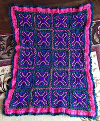 Ashley Whynot (The Crochet Crowd®) Tags: crochet mikey cal divadan crochetalong yarnspirations cathycunningham thecrochetcrowd michaelsellick danielzondervan freeafghanpattern mysteryafghancrochetalong freeafghanvideo caronsimplysoftyarn