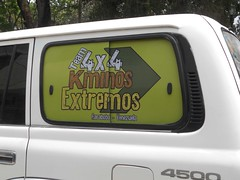 Microperforado Vehiculo