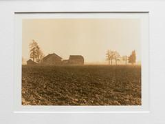 Farm - Lith Print