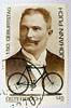 great stamp Austria 145c (Johann Puch, 1862-1914, inventor, mechanic, founder of Puch vehicles, bicycles, motorcycles, automobiles) postage timbre Autriche selo sello francobollo Austria почтовые марки Австрия postzegel Oostenrijk طوابع النمسا frimærker (stampolina, thx for sending stamps! :)) Tags: brown cars monochrome bicycle sepia postes mono austria oostenrijk österreich automobile stamps stamp braun postzegel ausztria autriche puch austurríki bolli founder sellos østerrike österrike briefmarken avusturya frimärken オーストリア briefmarke østrig 邮票 rakousko австрия selos timbres frimærker austrija itävalta марки francobolli bollo rakúsko 切手 avstrija zegels 우표 zegel 오스트리아 znaczki スタンプ frimerker طوابع αυστρία johannpuch selyo แสตมป์ ऑस्ट्रिया ออสเตรีย аустрија γραμματόσημα bélyegek टिकटों razítka znaczkówpocztowych poštovéznámky