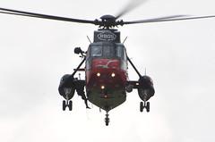 13th June 2010 RAF Cosford Airshow (rob  68) Tags: 13th june 2010 raf cosford airshow belgium air force westland ws61 sea king mk48 rs05 40 smaldeel koksijde