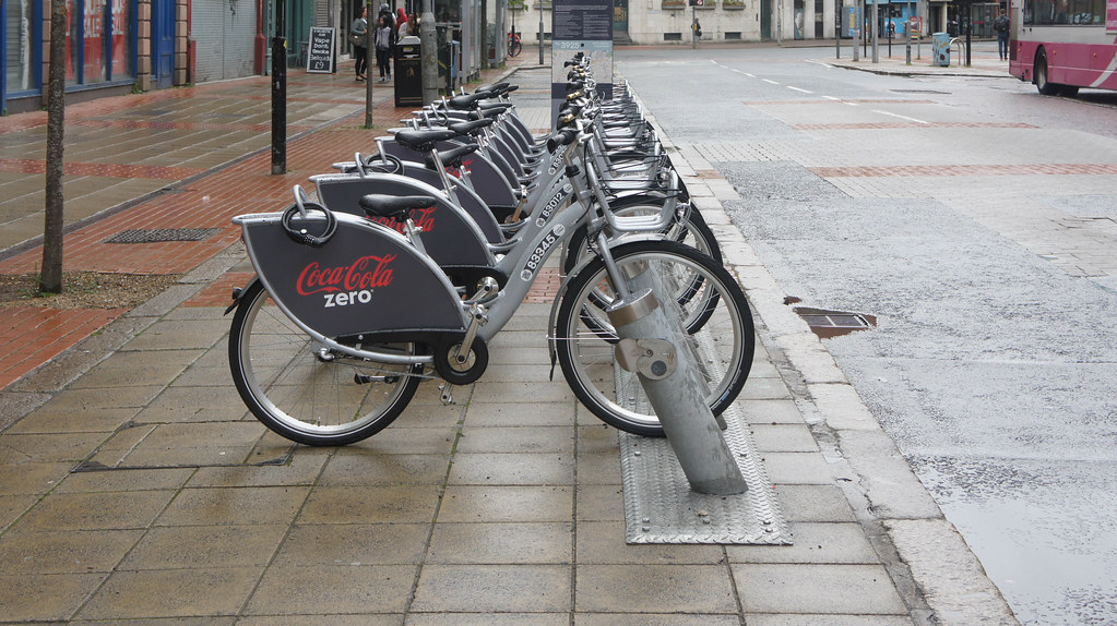 BELFAST BICYCLE SHARE SCHEME [NOW OPERATIONAL] REF-104841