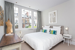 Bedroom, West London (jrmsctt) Tags: london architecture photography design bedroom interiors realestate property interiordesign 1740mm canon6d